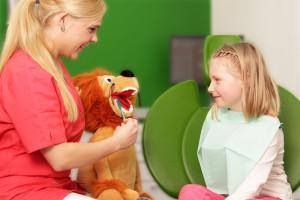 Arzthelferin Kinderbehandlung